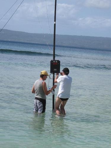 Antennaszerelés