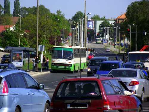 Gulyás Tamás: Arányok a közlekedésben