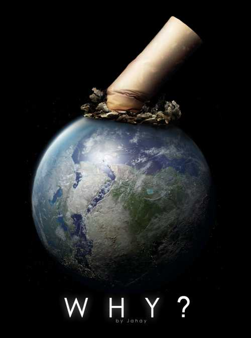 Juhász Ádám: Miért öljük meg a Földet? (WHY?)